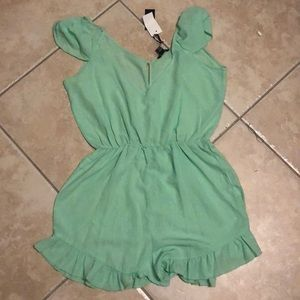 Brand new with tags romper